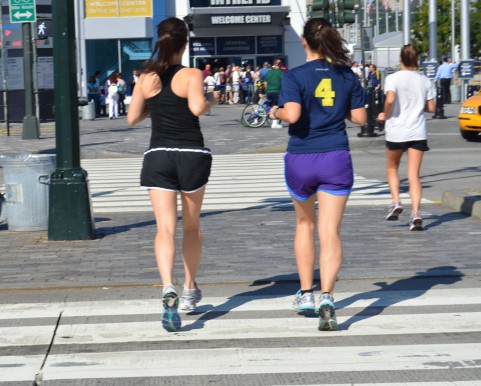 ウォーキングで痩せるには?効果的な歩き方と距離