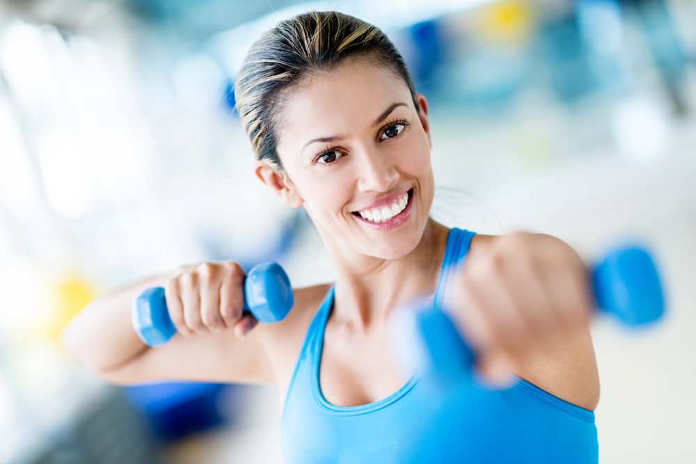 ジムで痩せた女性がやっていた6つの習慣とトレーニング方法