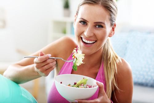 食べて痩せるダイエット方法!女性にぴったりのトレーニングプログラムとは?